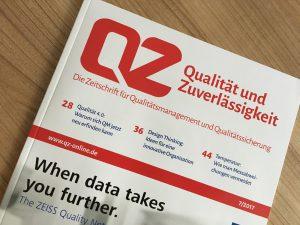 IATF 16949: Interview Fachzeitschrift QZ