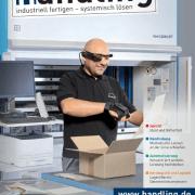 """Fachartikel """"Sicherheit bei Änderungen an IT-Systemen in der Fachzeitschrift handling 3/2018"""